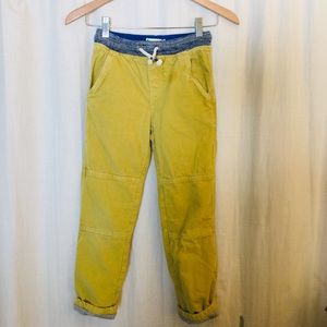 Mini Boden Cords Lined Pants  9Y